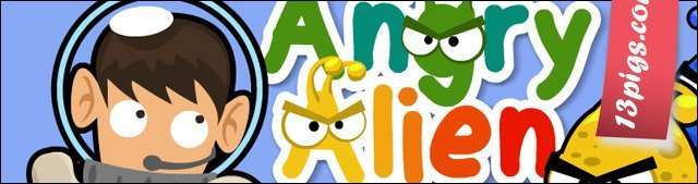 Juegos Online: Angry Aliens