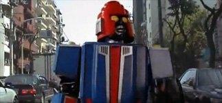 Domo Arigato Mr Roboto