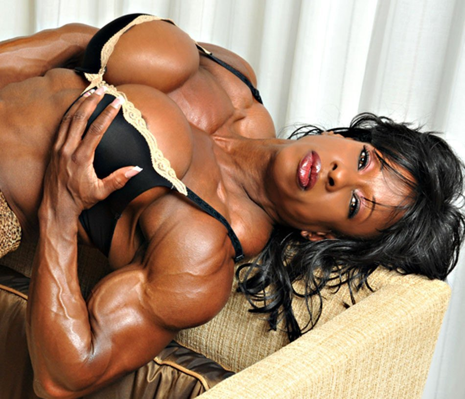 Naked female bodybuilders getting laid spanish ass