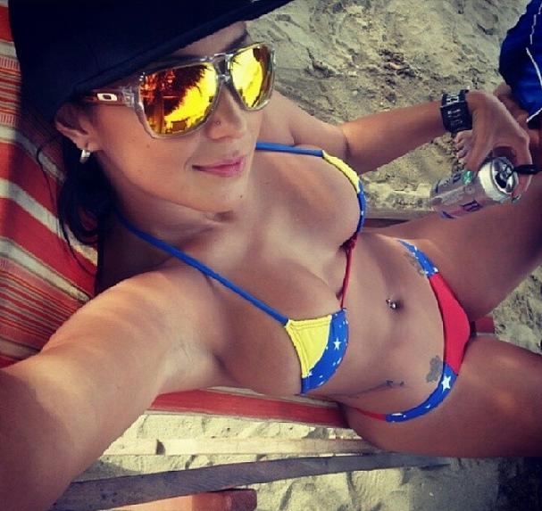 Hay selfies y… selfies