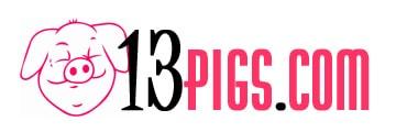 13PIGS.com